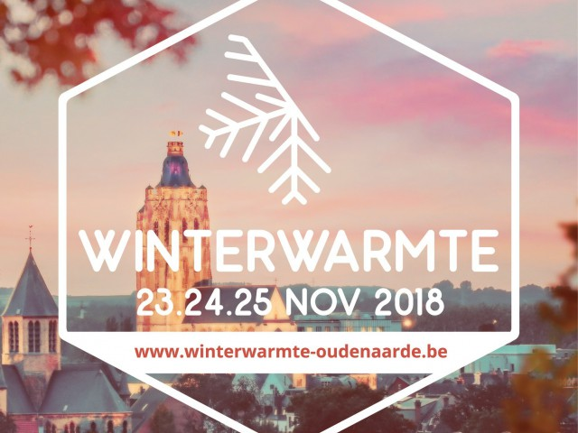 Winterwarmte 23, 24 en 25 november 2018